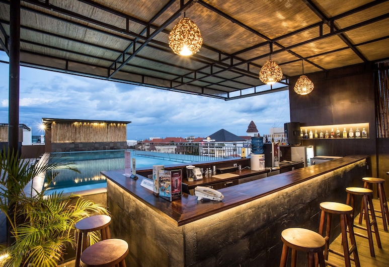 The Tusita Hotel, Kuta, Hotelbar