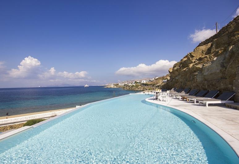 Mykonos Beach Hotel, Mykonos, Außenpool