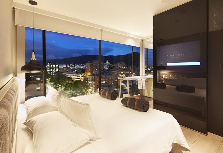 The Click Clack Hotel Bogota, Bogotá, Camera Superior, Vista dalla camera