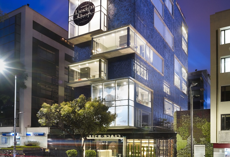 The Click Clack Hotel Bogota, Bogotá