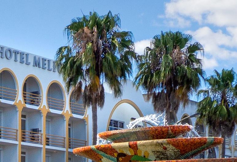 Hotel Melius, Beja, Hadapan Hotel