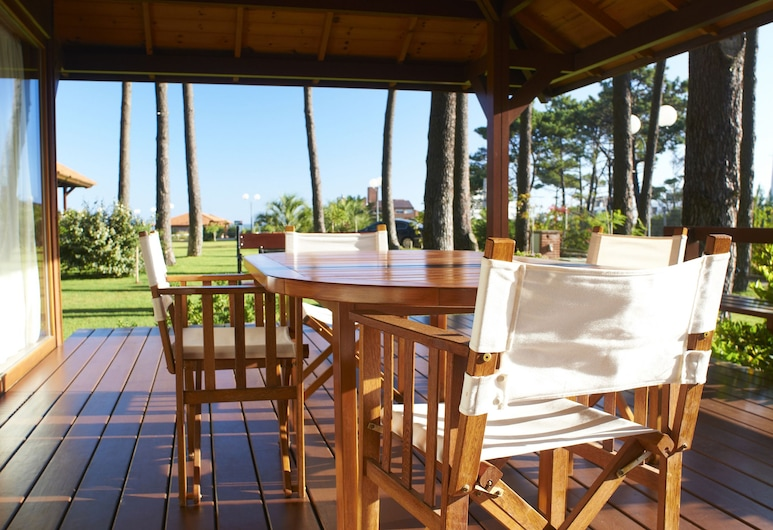 Il Belvedere Apart Hotel, Punta del Este, Casa (Deck), Terraza o patio