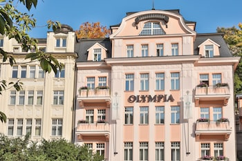 Naktsmītnes Superior Spa Hotel Olympia attēls vietā Karlovi Vari