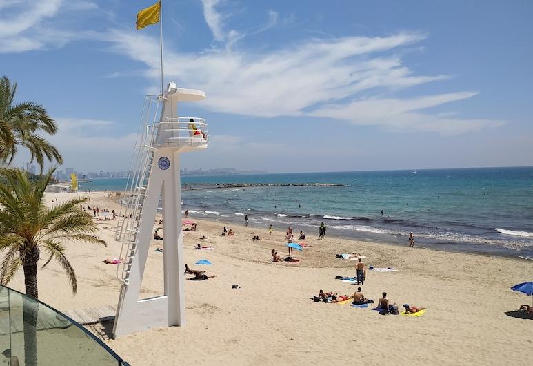 ホテル メンデス ヌニェス, Alicante, ビーチ