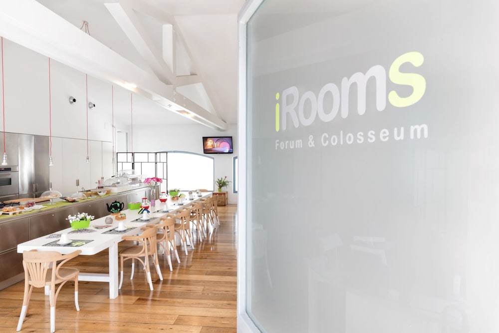 iRooms Forum and Colosseum, Rome