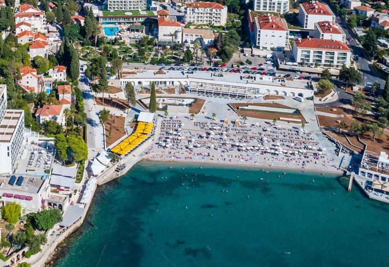 Villa Perla, Dubrovnik, Vista aérea
