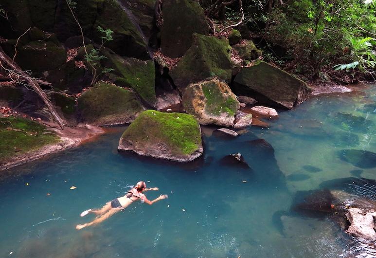 Rio Perdido Hotel & Thermal River, Fortuna, Property Grounds