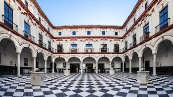 Cadiz — zdjęcie hotelu Hotel Boutique Convento Cádiz