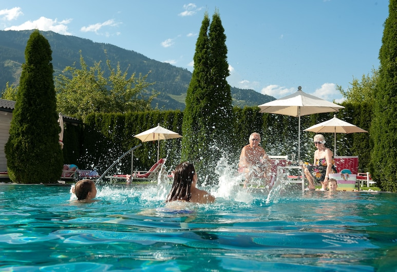Impuls Hotel Tirol, Bad Hofgastein, Kolam Terbuka