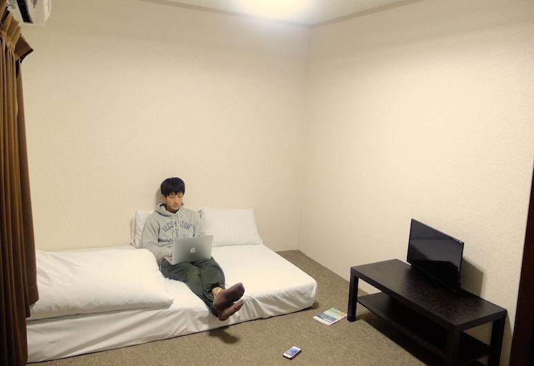 Tomato Kyoto Station, Kyoto, Standard Room, 1 Katil Bujang XL (Large Single), Ground Floor, Bilik Tamu