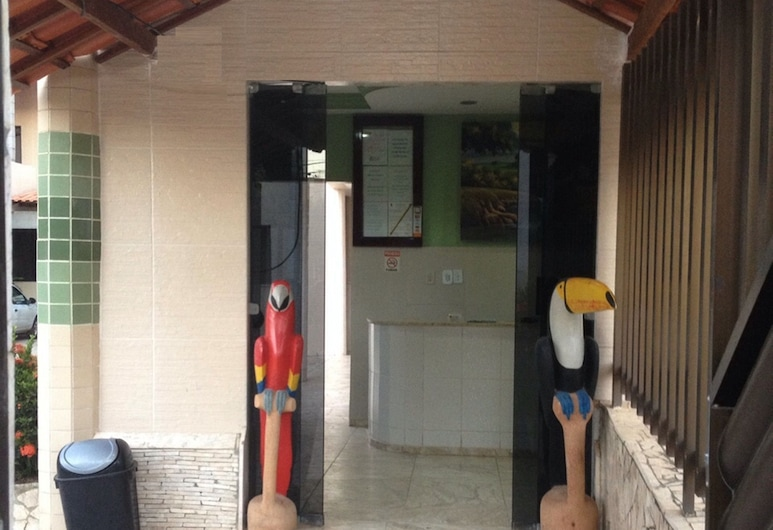 Pousada Águas Douradas, Aracaju, Hotel Entrance