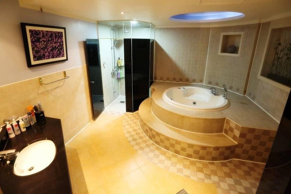 Apartmán - Kúpeľňa