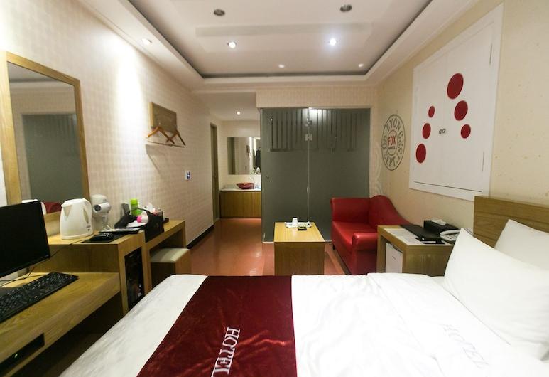 福克斯汽車旅館, 仁川, 豪華標準客房, 客房