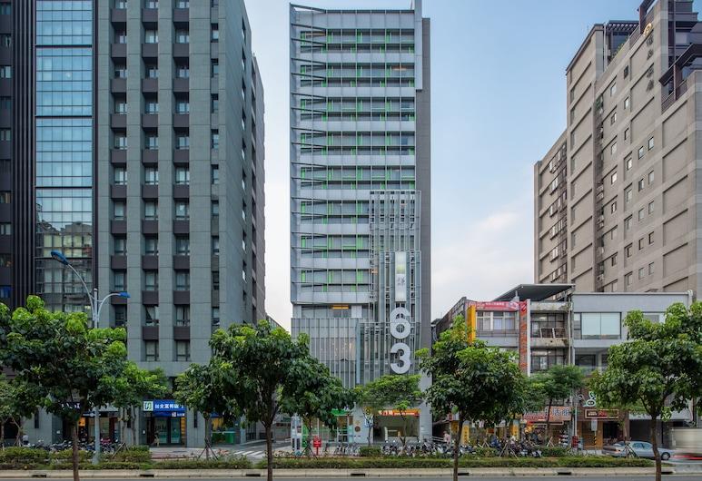 Chaiin Hotel - Dongmen, Taipei