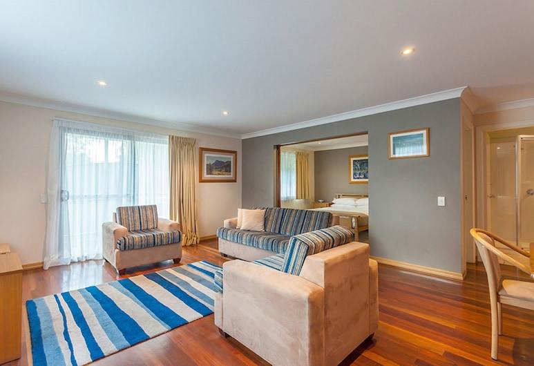 Eastgate on the Range, Іст-Тувумба, Апартаменти, 2 спальні, кухня (2Rm Bungalow/Apart), Номер
