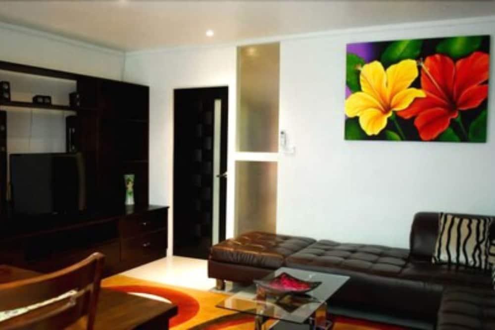 Deluxe Διαμέρισμα, 1 Υπνοδωμάτιο - Καθιστικό