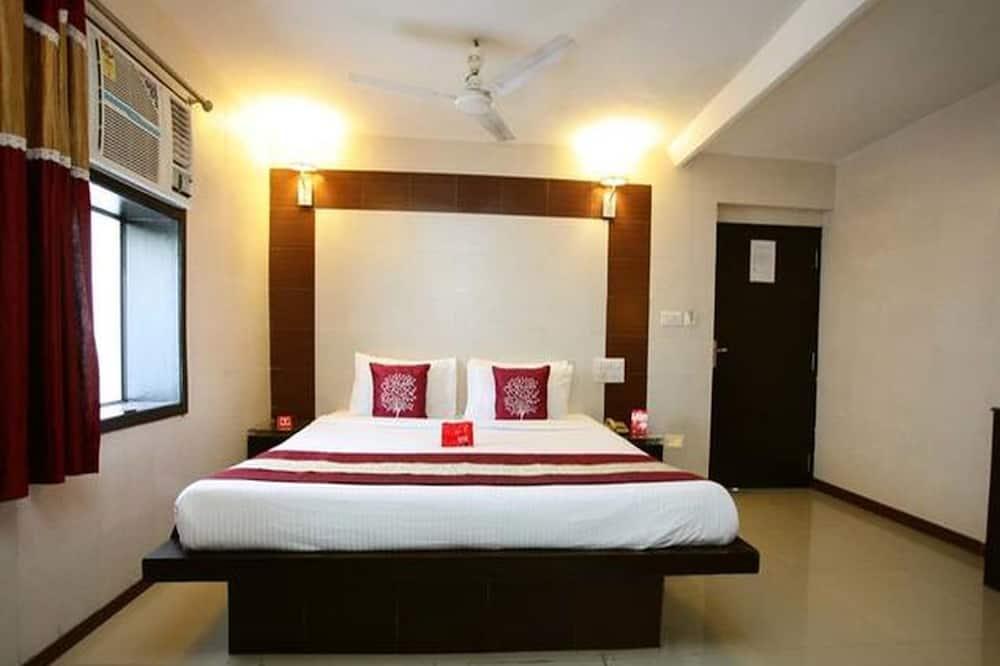 Chambre Supérieure, 2 lits doubles - Salle de séjour