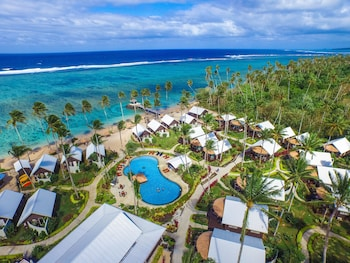 Picture of Saletoga Sands Resort and Spa in Matatufu