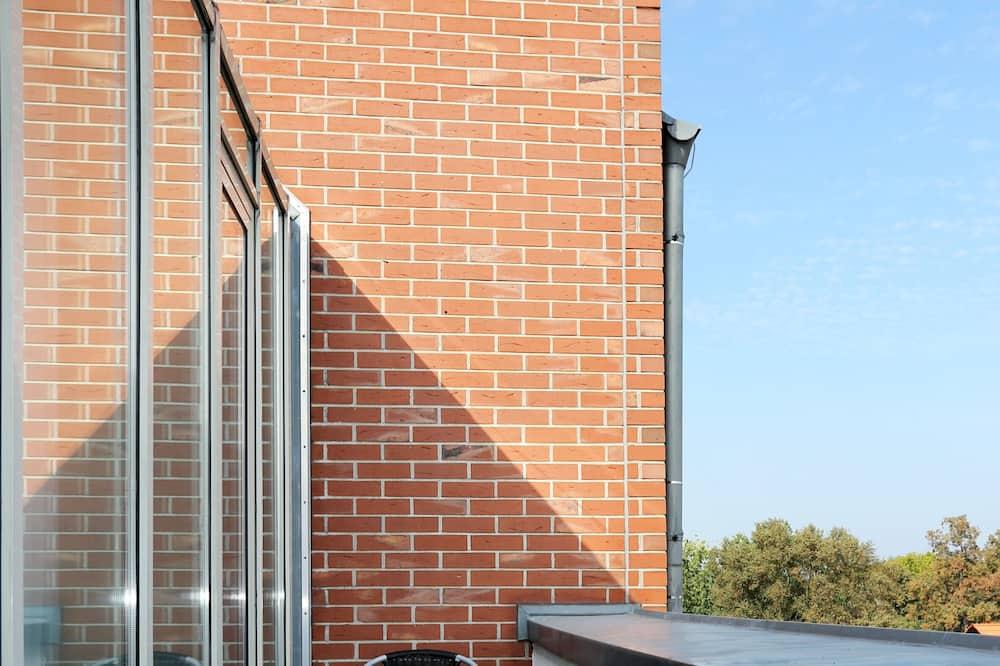 Habitación individual Confort - Balcón
