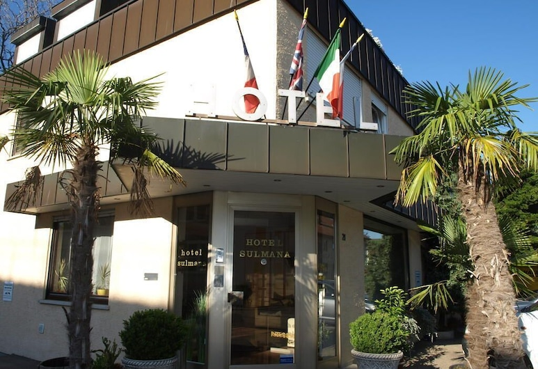 Hotel Villa Sulmana, Neckarsulm, Hotel Entrance