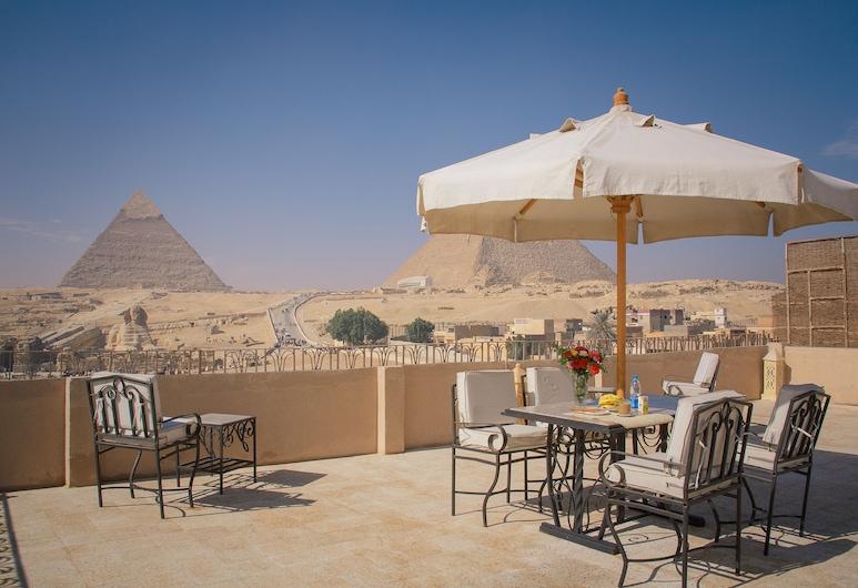 Guardian Guest House, Giza, Terrace/Patio