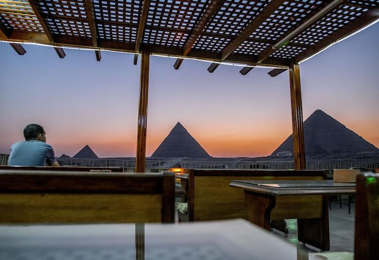 Guardian Guest House, Giza, Pogled iz hotela