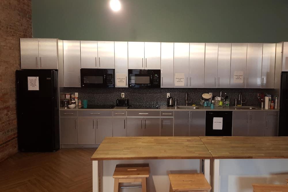 Basic Shared Dormitory, Mixed Dorm - Shared kitchen