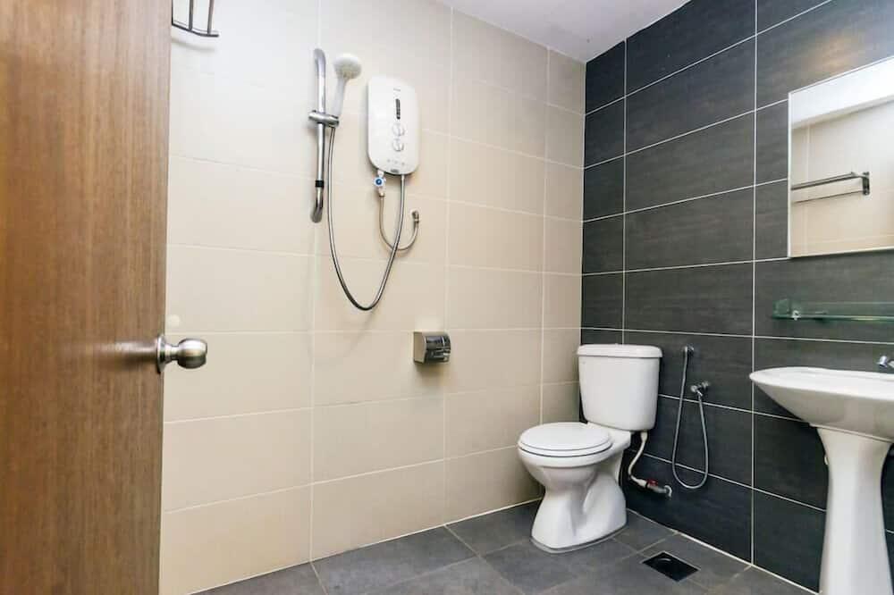 Deluxe Tek Büyük Yataklı Oda, 1 Büyük (Queen) Boy Yatak - Banyo
