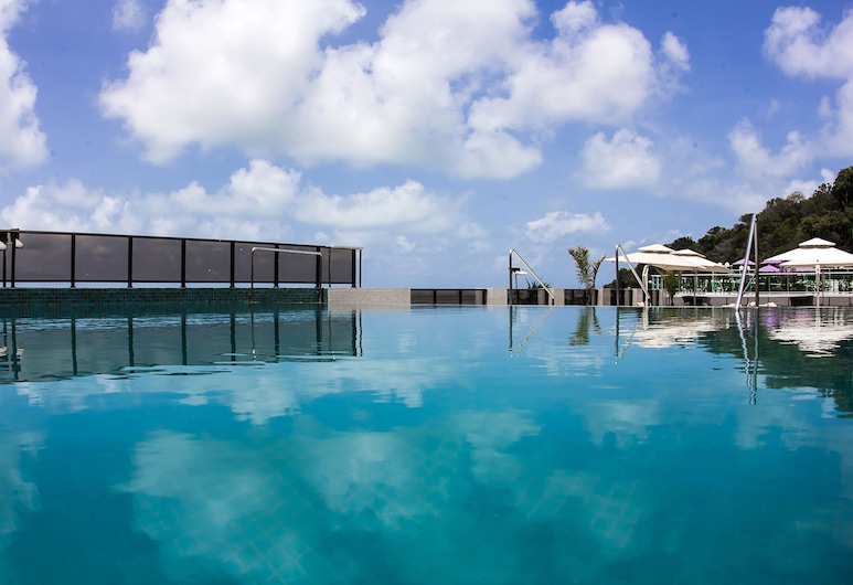 Hotel Cabo Branco Atlântico, Joao Pessoa, Pool