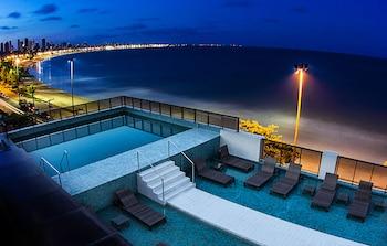 Selline näeb välja Hotel Cabo Branco Atlântico, João Pessoa