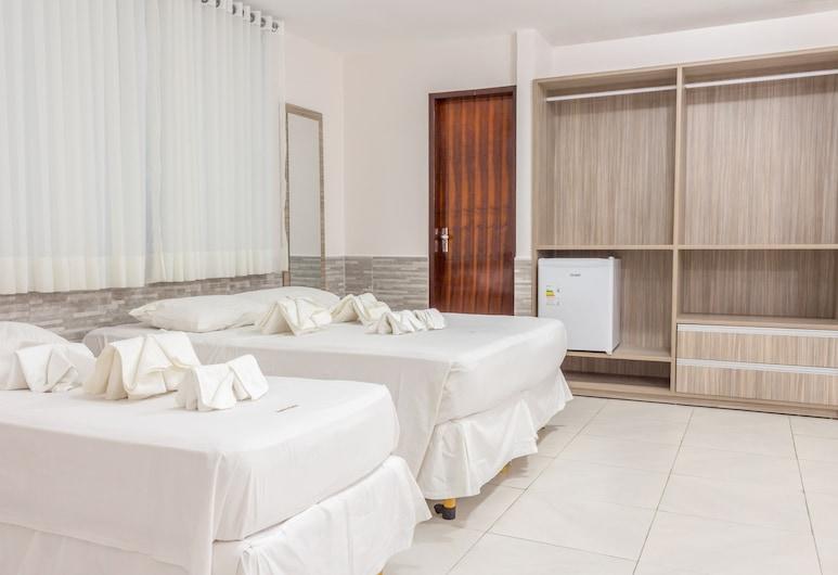 Hotel Pousada Atlântica, Joao Pessoa, Quadruple Room, Bilik Tamu