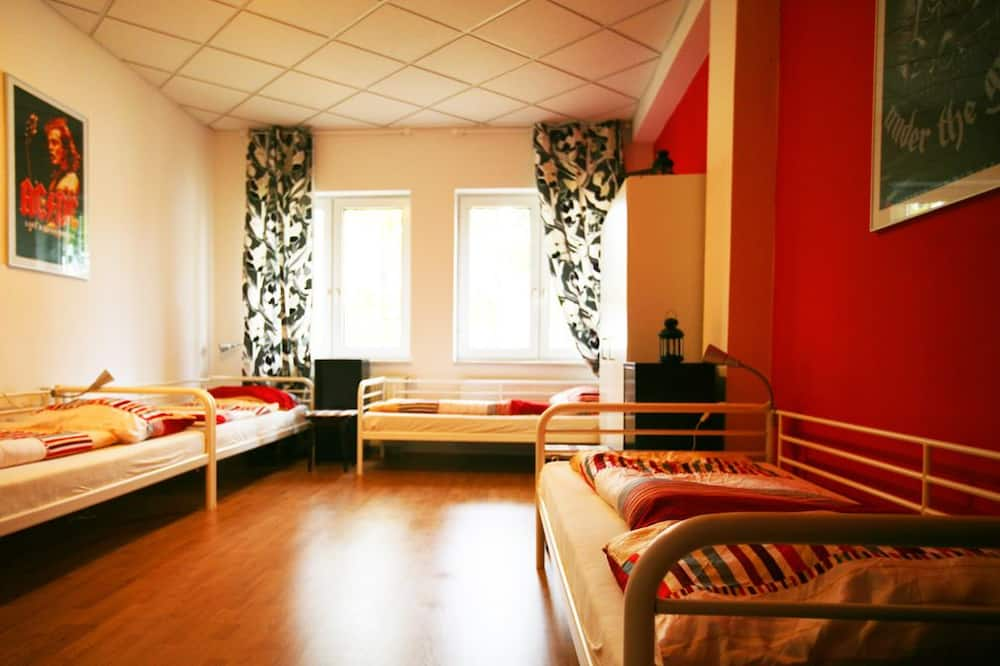 Standardna zajednička spavaonica, mješovita spavaonica, privatna kupaonica (Bed in 4-bed room) - Soba za goste