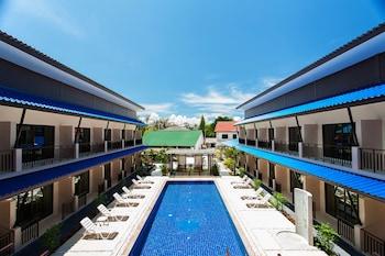 Naktsmītnes Phangan Island View Hotel attēls vietā Ko Phangan