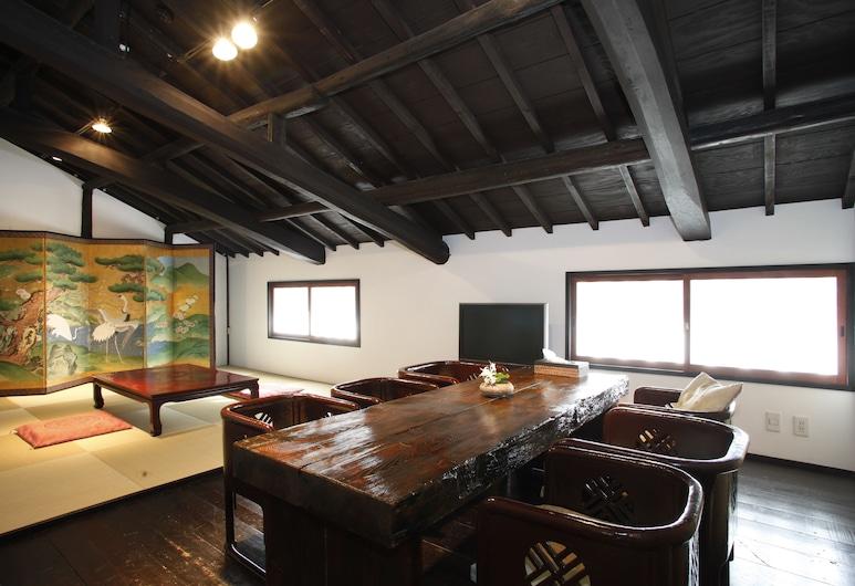 Gion-Kinpyo, Kyoto, Machiya Townhouse (with hinoki bath), Room