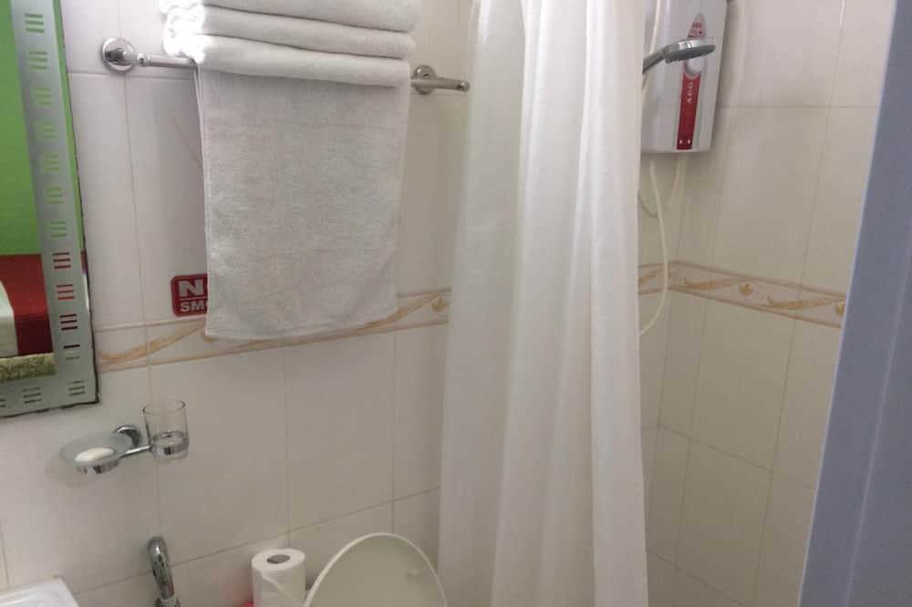 スーペリア シングルルーム クイーンベッド 1 台 - バスルーム