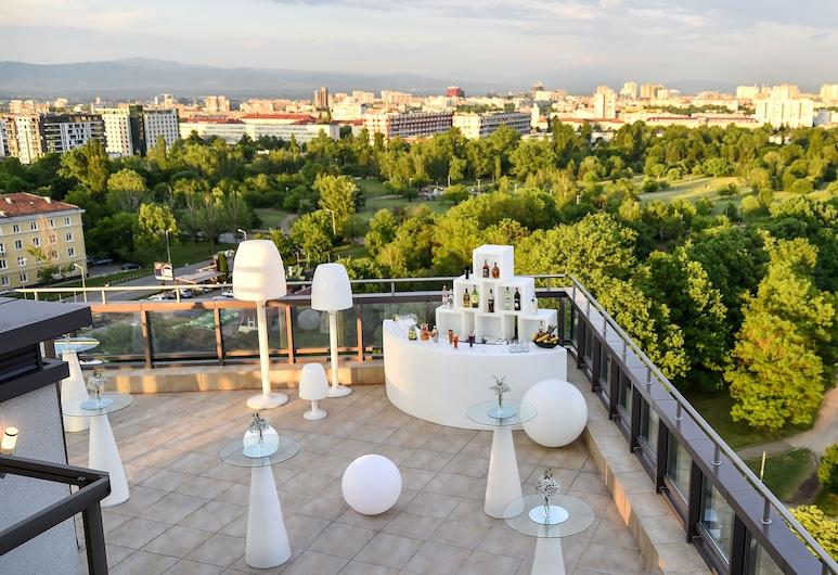 Suite Hotel Sofia, Sofia, Teres/Laman Dalam