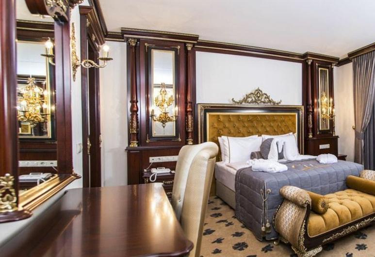 Cassiel Hotel, Ankara, Grand Deluxe Single Room, Oda