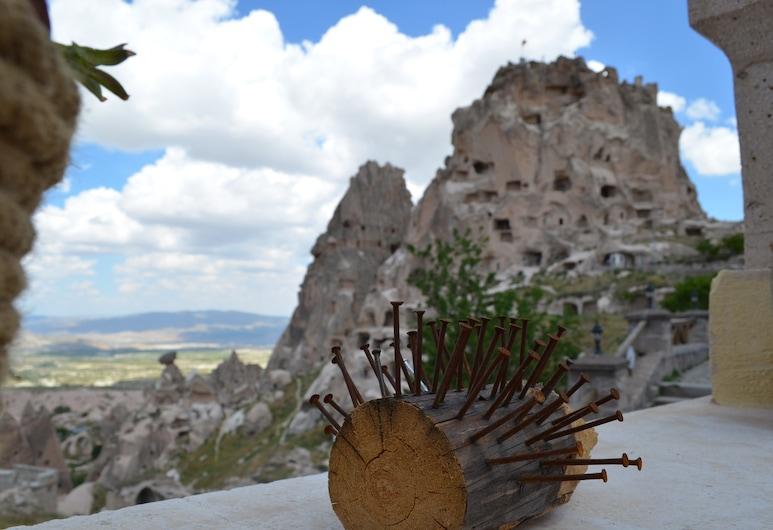 Düven Hotel Cappadocia, Nevsehir, Hotellin sisäänkäynti