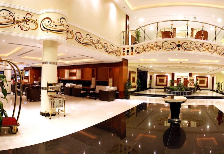 Meral Crown Hotel, Riyadh, Lobby
