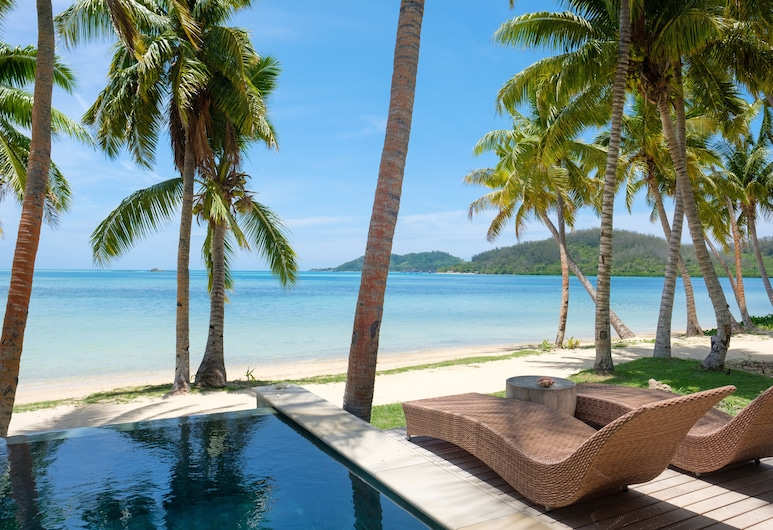Tropica Island Resort - Adults Only, Malolo, Zimmer, Ausblick vom Zimmer