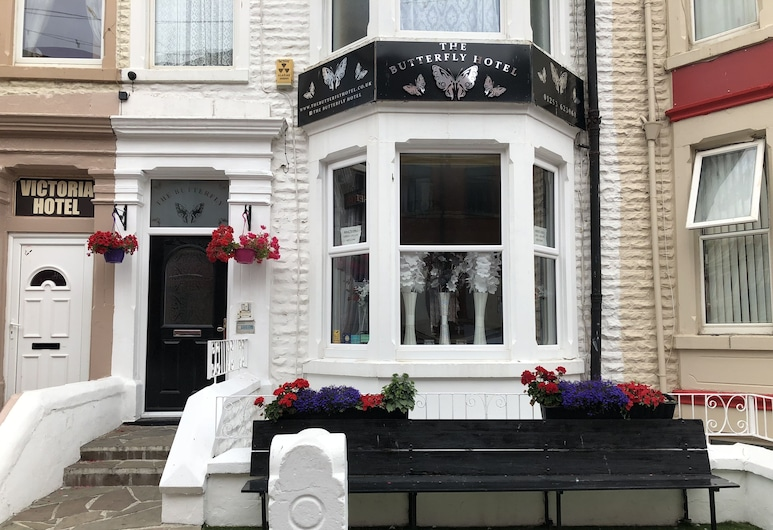 The Butterfly Hotel - Group Weekends, Blackpool