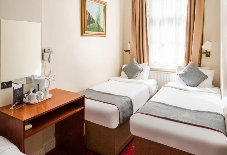 聖喬治匹黎可酒店, 倫敦, 標準四人房, 2 張標準雙人床, 客房