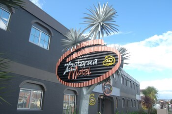 Picture of Rotorua Motel in Rotorua