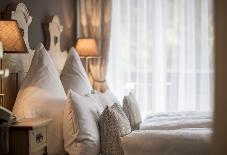 شاليه هوتل هارتمان – للبالغين فقط, أورتيزي, غرفة بانوراما مزدوجة - بشرفة - منظر للجبل, غرفة نزلاء