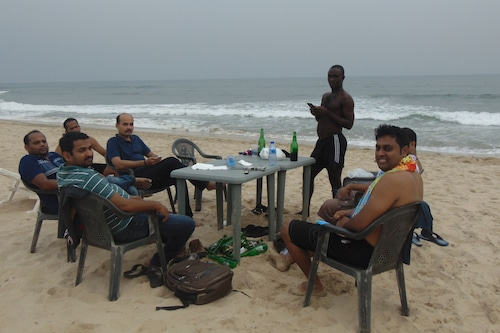 博約海灘渡假村/