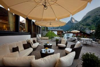 Mynd af Parkhotel Beau Site í Zermatt