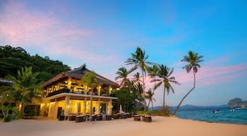 Nuotrauka: Pangulasian Island Resort, El Nido