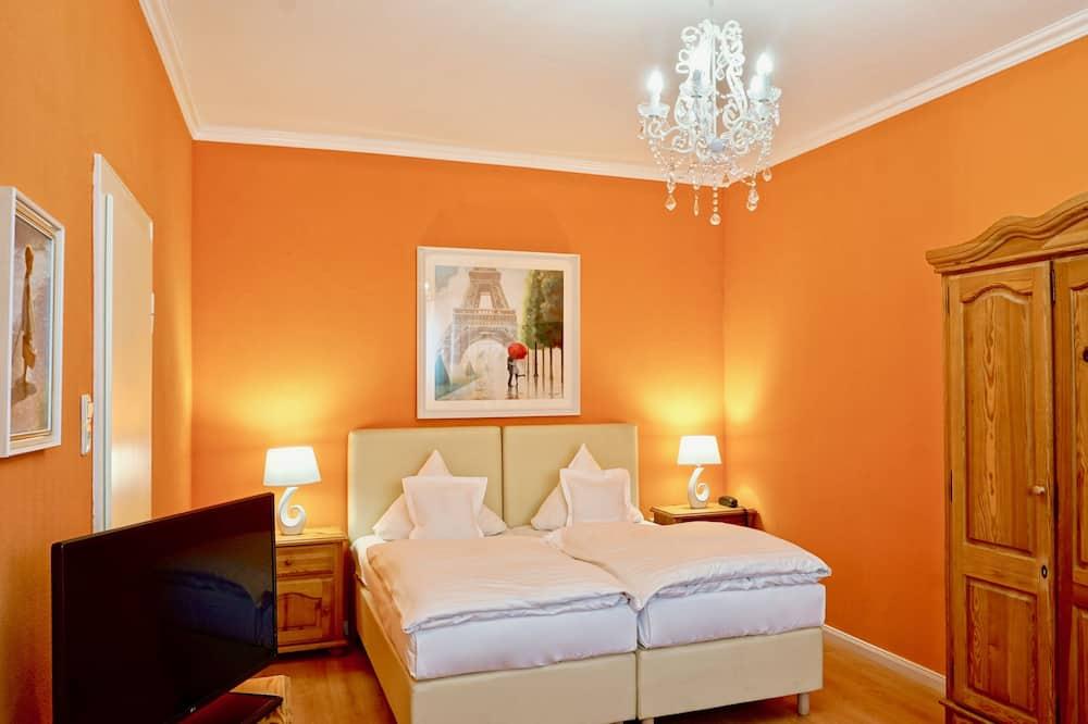 חדר קומפורט זוגי - אזור מגורים