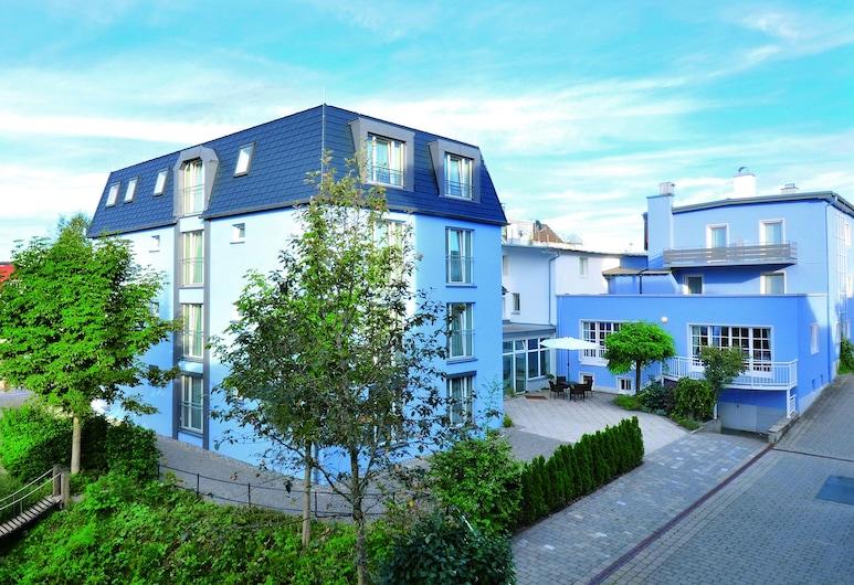 Lindenberger Hof Hotel, Lindenberg im Allgaeu, Bairro em que se situa o estabelecimento