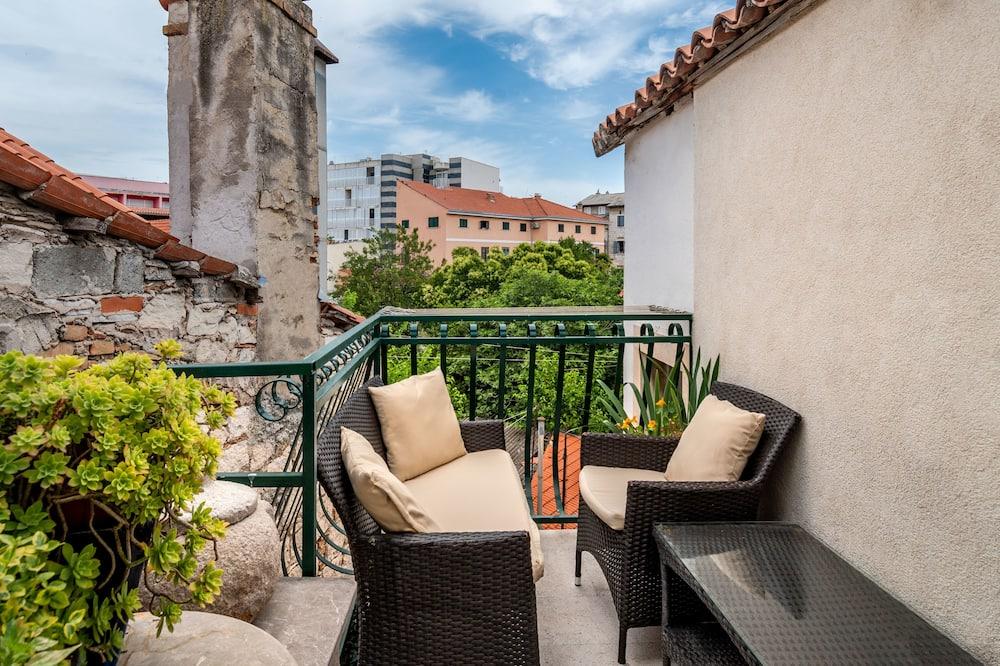 Appartement Deluxe - Balcon